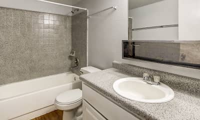 Bathroom, Monte Vista Commons, 2
