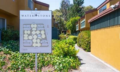 Community Signage, Waterstone Millbrae, 1