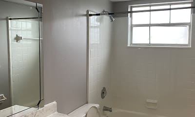 Bathroom, The Village at Eastpointe Apartments, 2