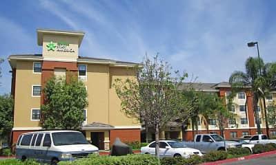 Building, Furnished Studio - Orange County - Katella Ave., 1