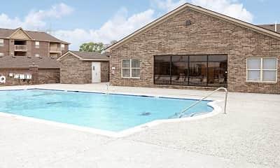 Pool, Nicholas Place Apartments, 2