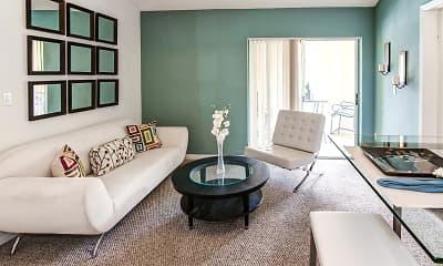 Living Room, Pepper Cove, 2