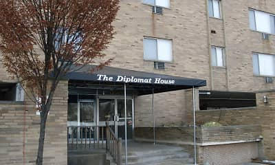Building, The Diplomat, 0