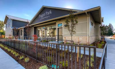Puget Park Apartments, 0