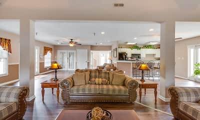 Living Room, Derby Run, 2