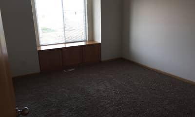 Living Room, Skaff Apartments - Moorhead, 2