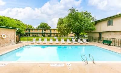 Pool, Broad Viewe, 2