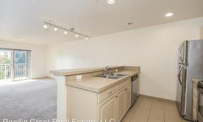 Kitchen, Max Apartments, 1