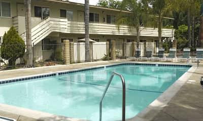 Pool, The Village, 0