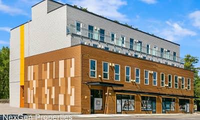 Building, Cubix Crown Hill, 2