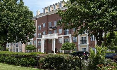 Building, Alexander Apartments, 2
