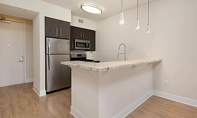 Kitchen, The Hesby, 1
