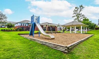 Playground, Magnolia Court, 1