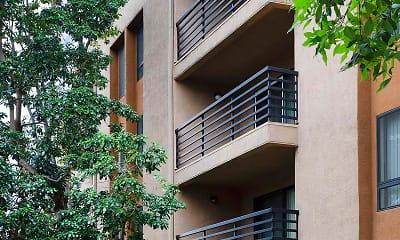Building, Burbank Garden Apartments, 2