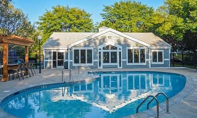 Pool, Royal Oaks Apartments, 0