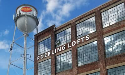 Community Signage, Roebling Lofts, 0