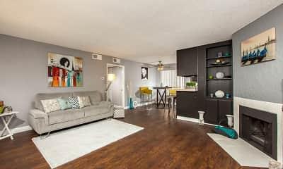 Living Room, Park Diplomat, 1