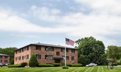 Building, Lexington Manor Apartments, 0