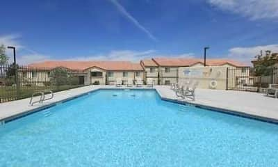 Pool, Four Hills Apartments, 0