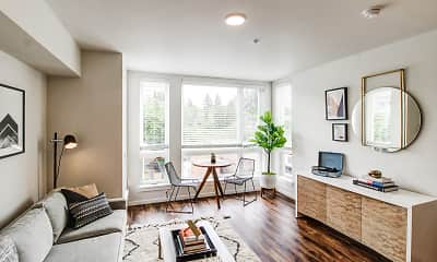 Living Room, Bogtown Flats, 1