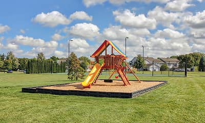 Playground, Oakmonte Apartment Homes, 2