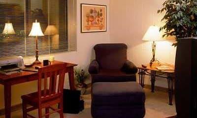 Living Room, 100 North Main Apartment Homes, 1