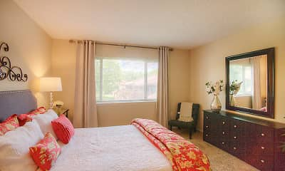 Bedroom, Woodlake Park, 2