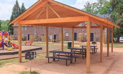 Playground, Orchard Springs Townhomes, 2