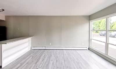Bedroom, The Studios at 401, 1