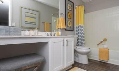Bathroom, Spalding Bridge, 2