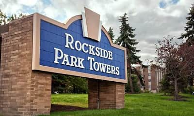 Building, Rockside Park Towers, 0