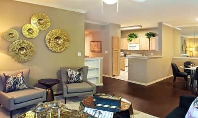 Living Room, Kensington, 1