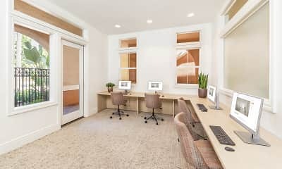 Living Room, La Jolla Palms, 1