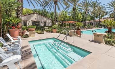 Pool, Woodbury Lane Apartment Homes, 2