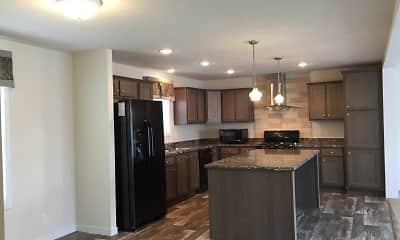 Kitchen, Broadview Estates, 1