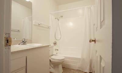 Bathroom, Las Haciendas, 2
