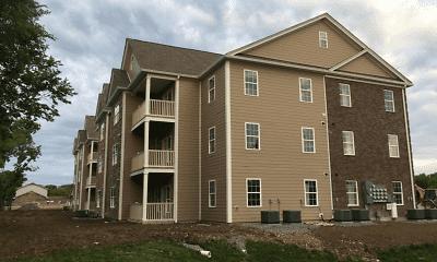 Building, Pheasant Run Apartments, 1