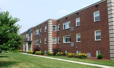 Building, Pacific Highlands Apartments, 1