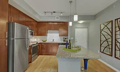 Kitchen, Linden Pointe, 1