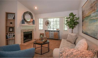 Living Room, THE TRACE OF RIDGELAND, 1