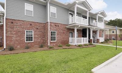 Building, Griner Gardens Apartments, 0