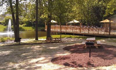 Lake, Arbor Lakes, 2