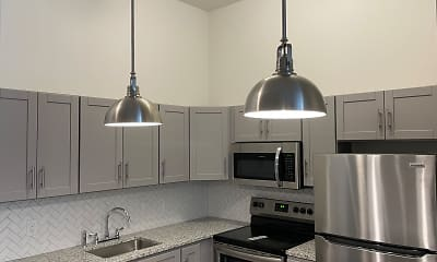 Kitchen, Aspen Heights Amherst, 0