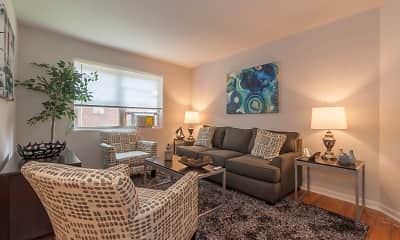 Living Room, Cheverly Gardens, 1