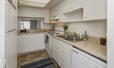 Kitchen, The View at 79th Street, 0