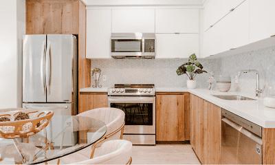 Kitchen, The Harper, 1