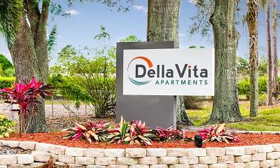 Community Signage, Della Vita, 2