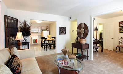 Living Room, Lakeside Rental Center, 1