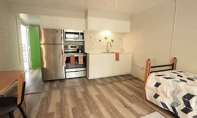 Sahuara Apartments, 1