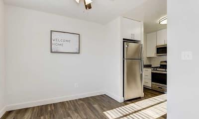 Hallfield Apartments, 1